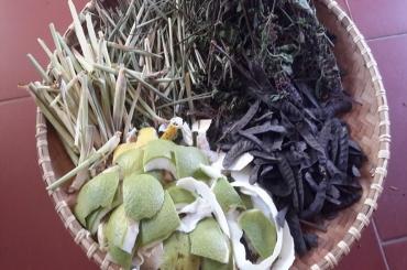 Cách sản xuất dầu gội thảo dược trị rụng tóc, tóc bạc sớm