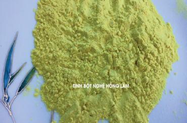 Nhà sản xuất bật mí sự thật tinh bột nghệ tách tinh dầu là gì?