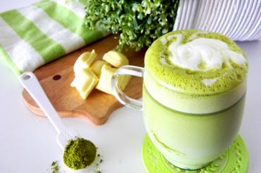Cách làm trà xanh matcha đá xay cực chất