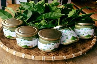 Chương trình khuyến mãi bột trà xanh matcha Hồng Lam